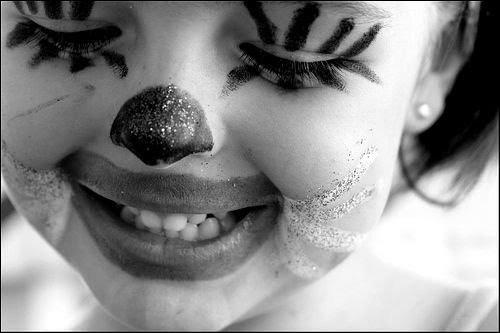Sorriso, menina