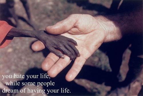 Você odeia sua vida