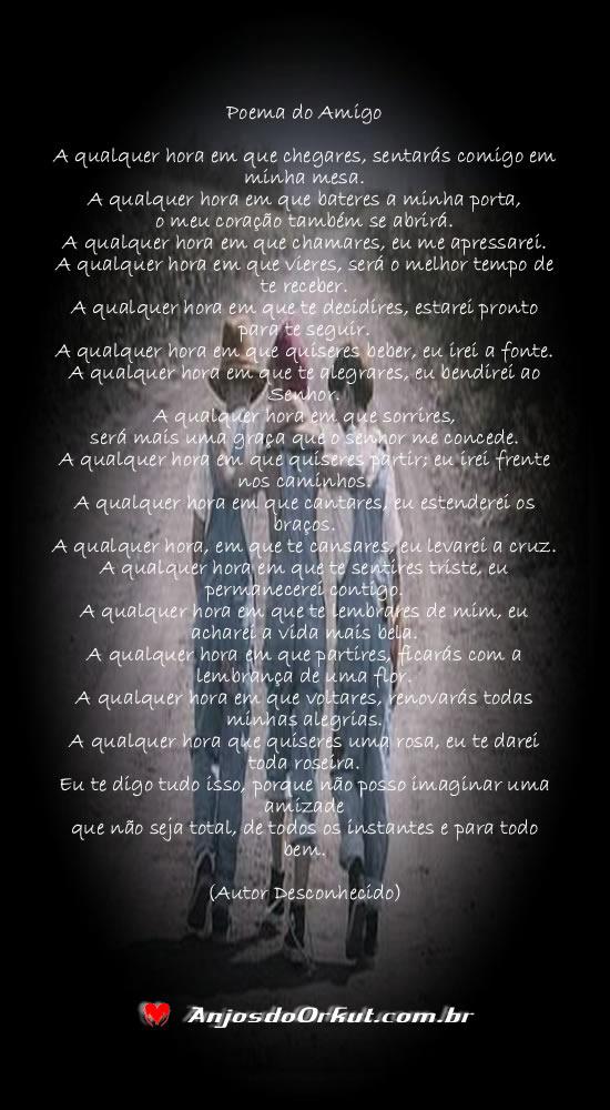 Poema do amigo aprendiz Click